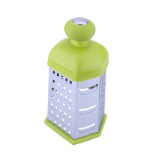 Bottom price for Multi Purpose Grater kitchen stainless steel cheese vegetable potato grater supply to Spain Wholesale