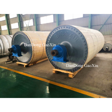 Alloy Cast Iron Dryer Cylinder