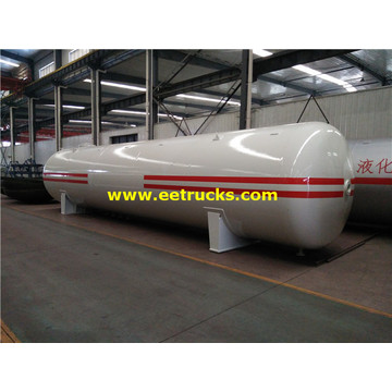 40000L Domestic Propane Gas Storage Tanks