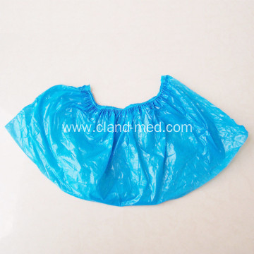Waterproof Hospital Medical Indoor Non-Skid PE Shoe Cover