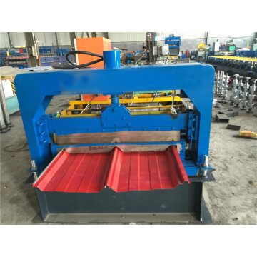 The Most Popular Roofing Joint-hidden Tile Forming Machine