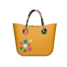 Free sample for for O Bag Cena Eco-friendly EVA Foam Fashion design ladies tote bags supply to Japan Factories