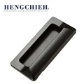 BK Plastic Hidden Gabinete Handle