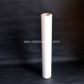 matte white pet film 0.15mm