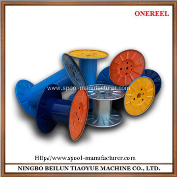 Big discounting for Single Wall Reel Various Steel Cord Spools export to India Wholesale
