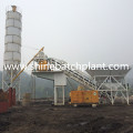 25-120m3 Mobile Concrete Batch mix plant