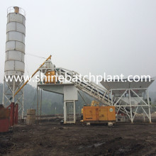 Concrete Portable Batch Plant