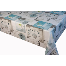 China Manufacturer for Chicken Series Printed Pvc Tablecloths Printed Table Covers With Non Woven Backing supply to India Supplier