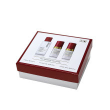 Custom High-End Cosmetics White Kit Skin Care Box