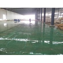 Epoxy thin coating floor paint for factories