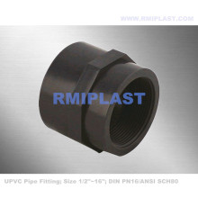UPVC Female Coupling PN16
