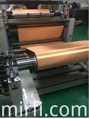 EMI shielding pure copper fabric
