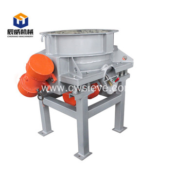 cw series vibratory aluminum alloy wheel polishing machine