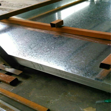 Galvanized Panels Aluzinc Iron Sheet