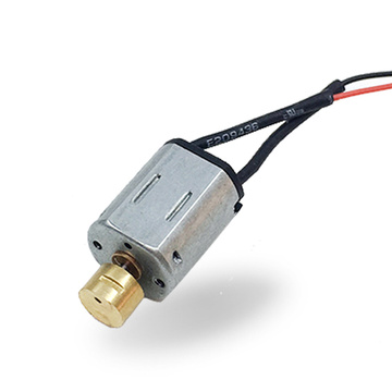 N20 mini Vibration Brush Motor With Lead wire