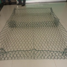 Customized for Supply Hexagonal Mesh Gabion Box, Extra-Safe Storm & Flood Barrier, Woven Gabion Baskets from China Supplier Stone Cage/PVC Coated Gabion Box export to Cambodia Manufacturer