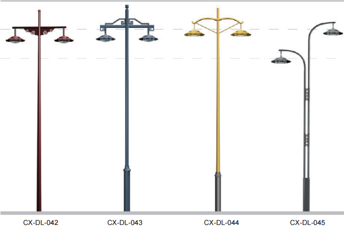 High Quality Aluminum LED Street Light