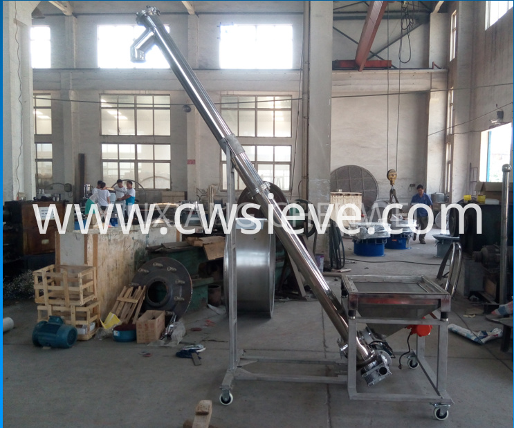 Heavy Duty Screw Conveyor