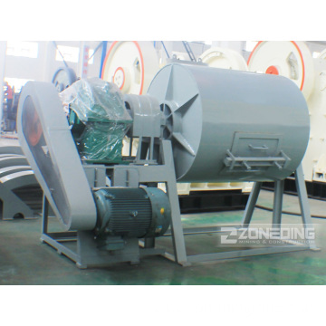 Energy Saving Intermittent Ball Mill