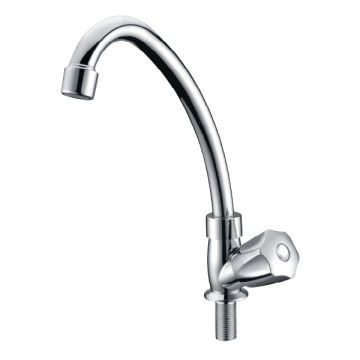 Factory Cheap price for Deck Mounted Plastic Faucets Polo Plastic ABS PVC PP Chrome Bibcock Faucet supply to Liechtenstein Exporter