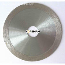 China for Electric Circular Saw D110 Household Sinter Continuous Blade For Tile supply to Macedonia Manufacturer