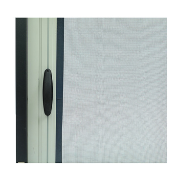 Retractable window with aluminum frame 0933