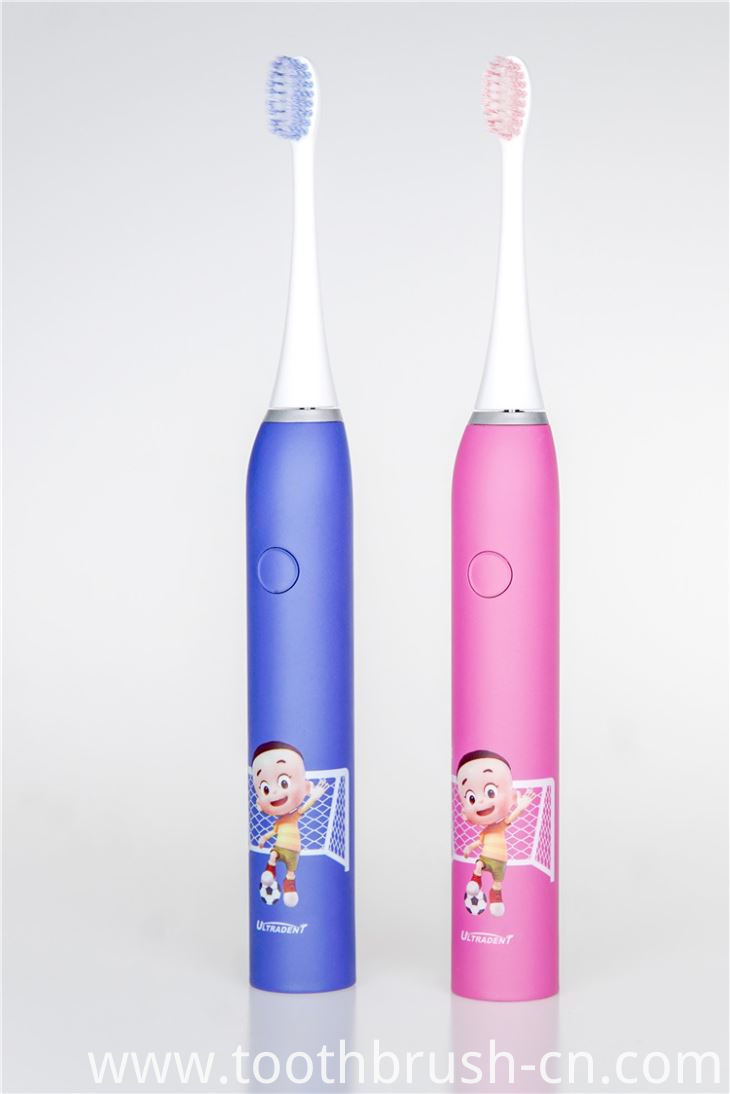 Cartoon Electric Kids Tooth Brush