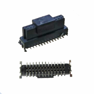 1.27 SMC Female Connector Vertical SMT Type