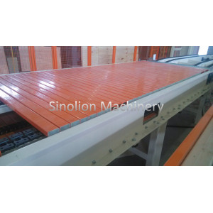 High Duty Automatic Chain Plate Conveyor
