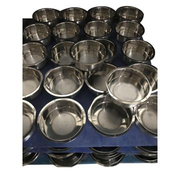 Stainless steel butter tray and bar tray