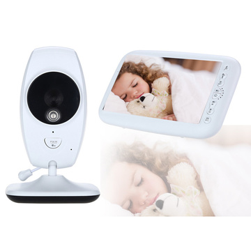 China supplier OEM for 3.2Inch Kid Monitoring Camera 7 Inch Digital View Baby Monitor with Lullabies export to Japan Wholesale