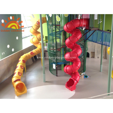 Turbo Tube Slide Structure Playground