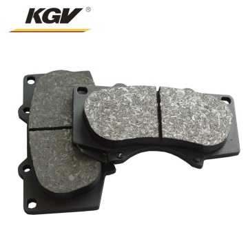 GDB3364 Japan Car Parts Brake Pad for Mitsubishi