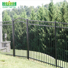 wrought iron fence panel hot sale