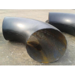 Large Diameter Steel Reducing Tee