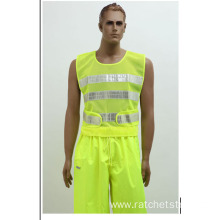 PriceList for for High Visibility Reflective Vest Fluorescent Yellow Warning Vest,Various Types export to Martinique Importers