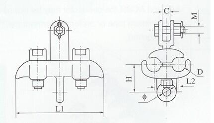 XTS Suspension Clamp Design