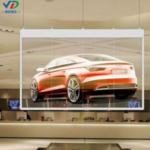 PH3.96-7.81 Advertising Transparent LED Display 1000x500mm