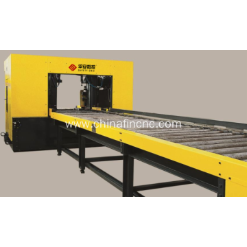 H beam Beveling Machine for Steel Fabrication