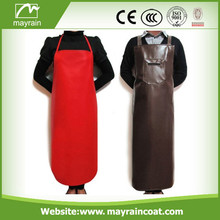 Cheap PU Apron for Adult