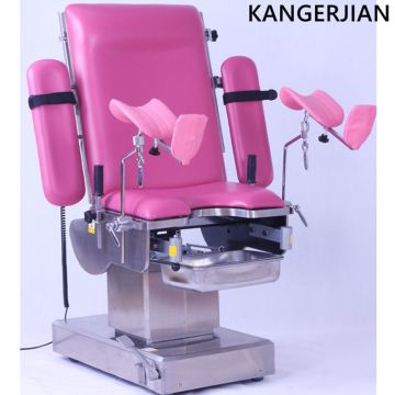 Electrical Gynecology Examination Chair Operation Tables