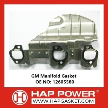 Quality Inspection for for Manifold Gaskets GM Manifold Gasket 12605580 supply to Monaco Importers