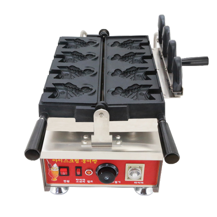 commercial taiyaki machine