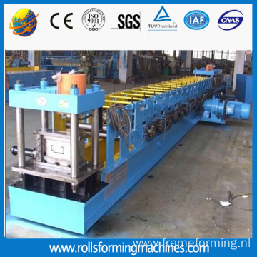 Steel Door And Window Frame Roll Forming Machine