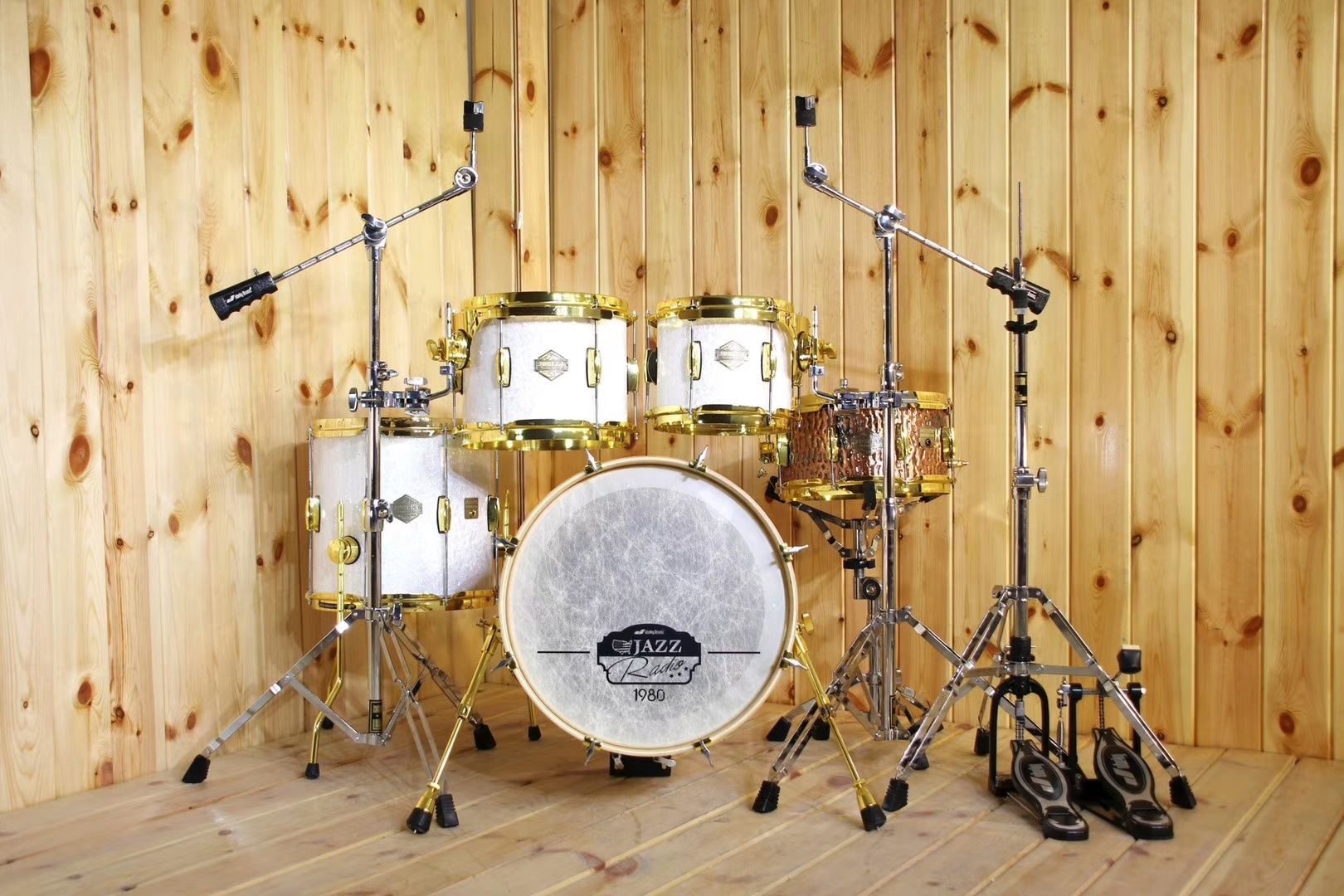 PVC Drums Kit