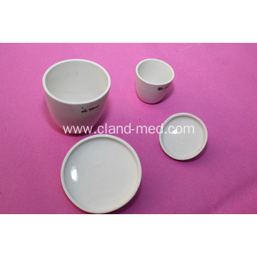 MEDIUM FORM PORCELAIN CRUCIBLE