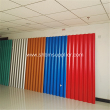 Waterproof Glazed Magnesium Oxide Roofing Sheets