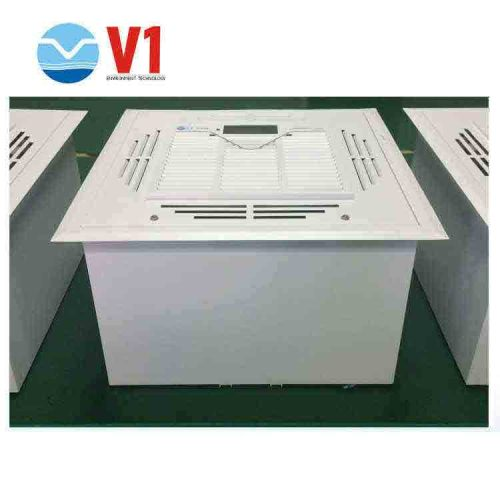 Hospital electronic air cleaner uv sterilizer machine
