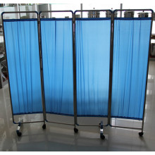 Stainless Steel Folding Hospital Medical Ward Screen