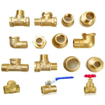 Cheapest Factory for China Brass Fitting,Copper Male Union,Brass Compression Tee,Brass Compression Nipple Manufacturer Brass Pipe Fitting export to Portugal Factory